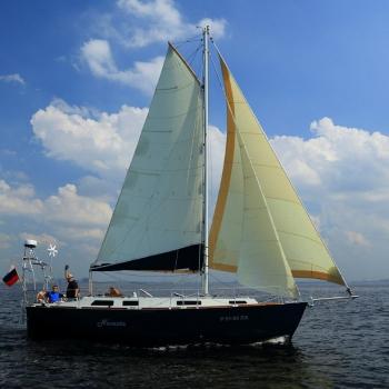 Яхта Невеста
