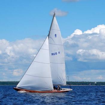 Яхта Астра, класс 8mR